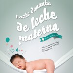 Donación de leche materna