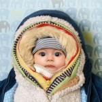 ¿Cuánto abrigar a un recién nacido?